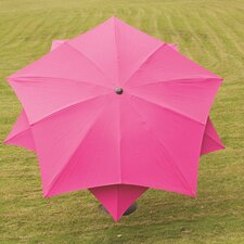 2.7m Lotus Patio Market Parasol
