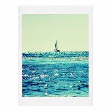 Sailin by Lisa Argyropoulos Photographic Print