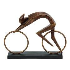 Bicycler Figurine