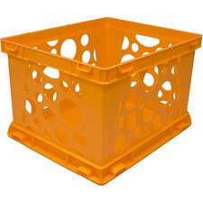 Large Storage and Transport File Crate (Set of 3)