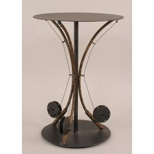 Rustic Living End Table