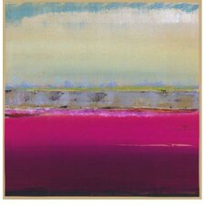 Horizon 8 by Andrea Fono Painting Print on Wrapped Canvas