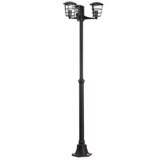 Aloria 3 Light 191cm Post Lantern Set