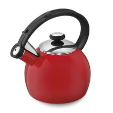 Omni™ 2-qt. Stainless Steel Stove Tea Kettle