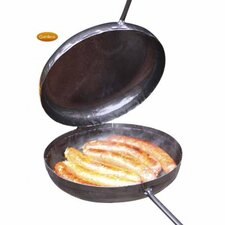 18.5cm Polytetrafluoroethylene Coated Steel Cooking