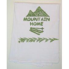 Mountain Home Kitchen Towel