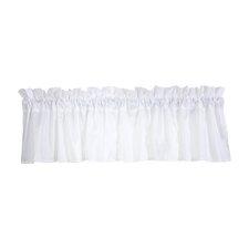 Marshmallow Window Valance