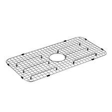 "14"" x 27"" Stainless Steel Bottom Sink Grid"