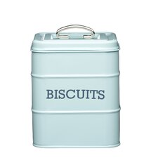 Living Nostalgia Biscuit Storage Tin