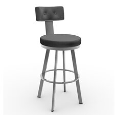 "Tower 26.25"" Swivel Bar Stool"