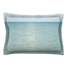 Cloud Reflection by Catherine McDonald Featherweight Pillow Sham