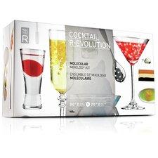 Cocktail R-Evolution Molecular Mixology Kit