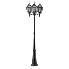 Jonna 3 Light 226cm Post Lantern Set