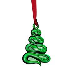 Holly Days Christmas Tree Ornament