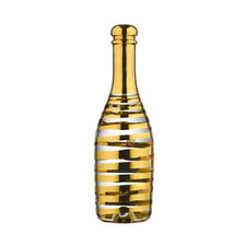 Celebrate Champagne Decorative Bottle