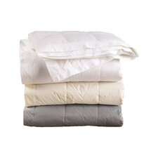 230 Thead Count Down Filled Blanket with Cotton Shell