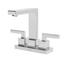 Duro Double Handle Centerset Faucet