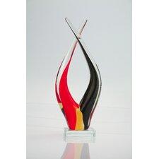 Decorative Glass Figurine