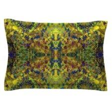 Yellow Jacket by Nikposium Woven Pillow Sham