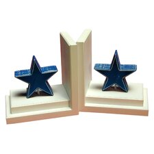 Star Book Ends (Set of 2)