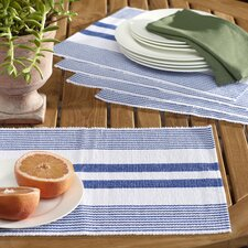 mariana placemats set of 6 - Kitchen Table Mats