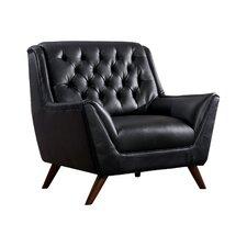 Daine Modern Tufted Club Chair