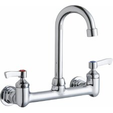 Wall Mount Garage Faucet