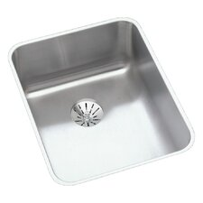"""Gourmet 16.5"""" x 20.5"""" Kitchen Sink with Perfect Drain and Bottom Grid"""