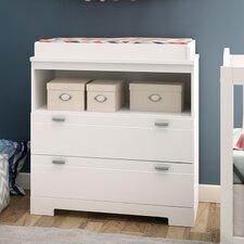 Reevo 2 Drawer Changing Table