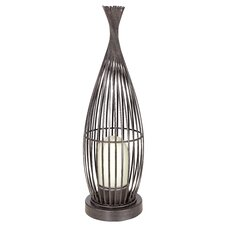 Lorena Single Outdoor 1 Light 58cm Post Lantern Set