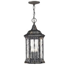Regal 3-Light Outdoor Hanging Lantern