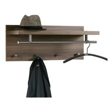Maclar Wall Mounted Coat Rack