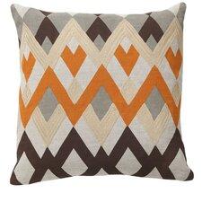 Global Bazaar Bijou Linen Throw Pillow