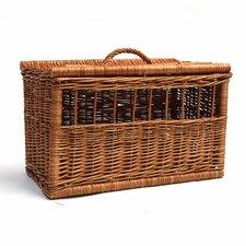 Rectangular Pet Carrier Basket