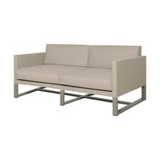 Mono 2 Seater Sofa with Cushion