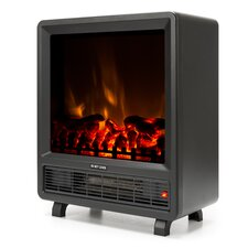 Flame Cube 1,350 Watt Portable Electric Compact Heater