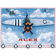 Airplane Canvas Art