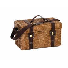 Westport 2 Person Picnic Basket with Insulated Cooler