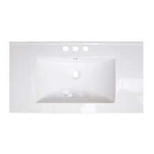 """36"""" Single Bathroom Vanity Top"""