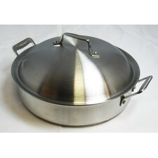 Cucina 4-qt. Saute Pan with Lid