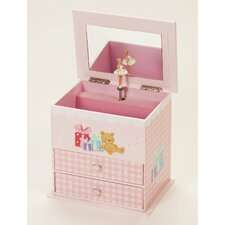 Evie Musical Jewellery Box
