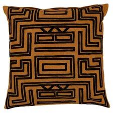Mesmerizing Maze Throw Pillow
