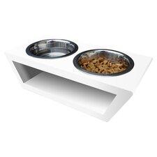 Torra Double Bowl Pet Diner