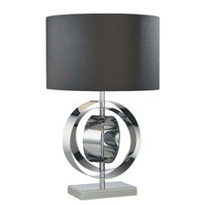 """Portable 25.25"""" Table Lamp"""