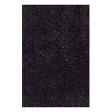 Teppich in Schwarz
