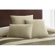 Swarovski Elements 3 Piece Salvatore Decorative Cotton Breakfast and Throw Pillow Set