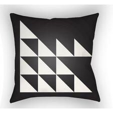 Wakefield Geometric Square Indoor Throw Pillow