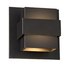 Pandora 1-Light Outdoor Flush Mount