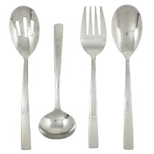 President 4 Piece Hostess / Serving Set