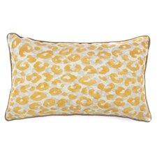 Cheetah Outdoor Lumbar Pillow